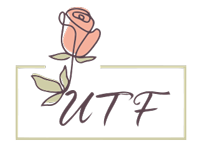 Unique Touch Flowers Logo